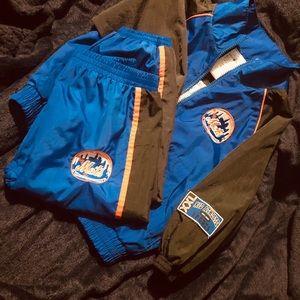 Kids Mets Suit